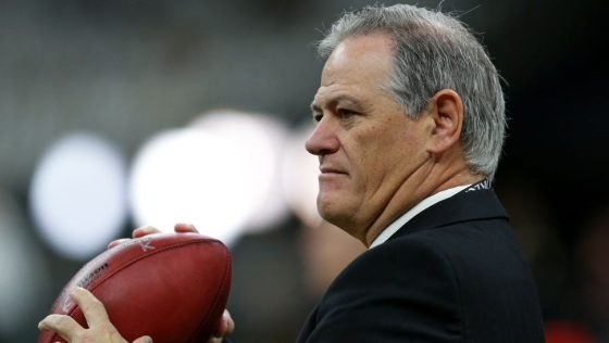 Mickey Loomis: I don't see a lot of holes on Saints roster